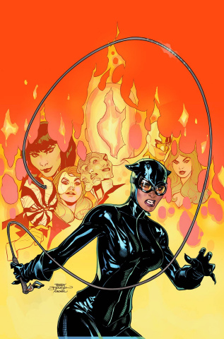 Catwoman Vol. 5: The Race of Thieves
