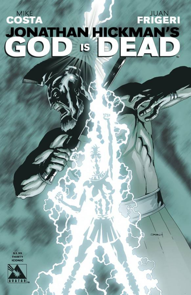 God Is Dead #30 (Iconic Cover)