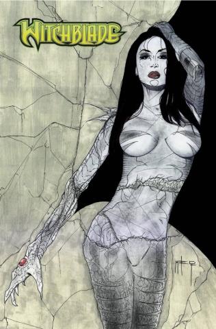 Witchblade #178 (Smashcon Cover)