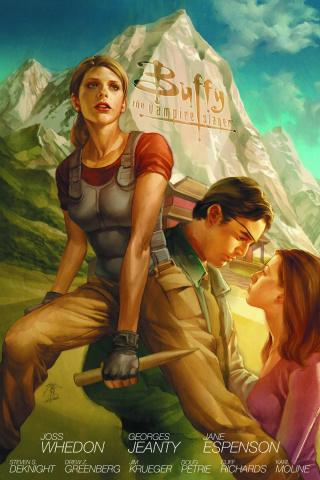 Buffy the Vampire Slayer, Season 8 Vol. 3