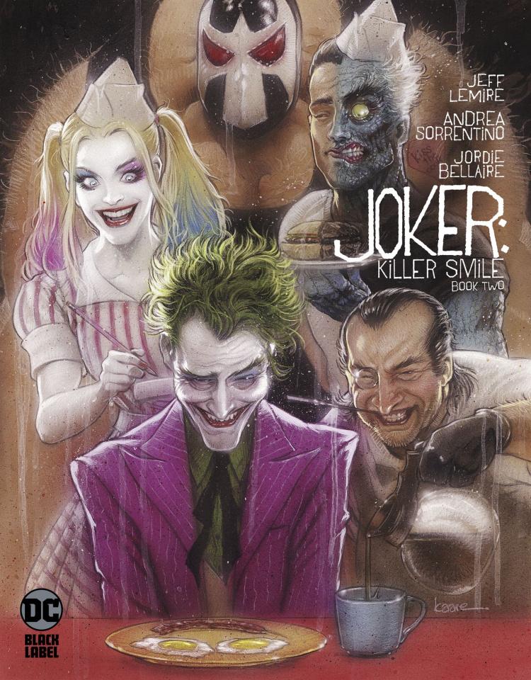 Joker: Killer Smile #2 (Variant Cover)