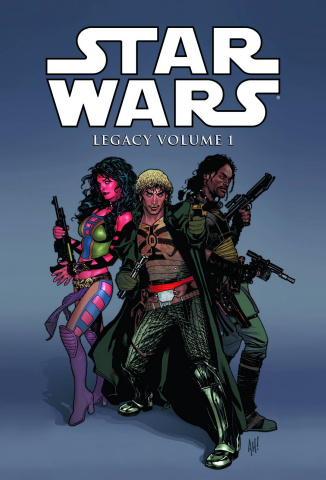 Star Wars: Legacy Vol. 1