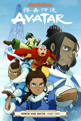 Avatar: The Last Airbender Vol. 14: North & South, Part 2