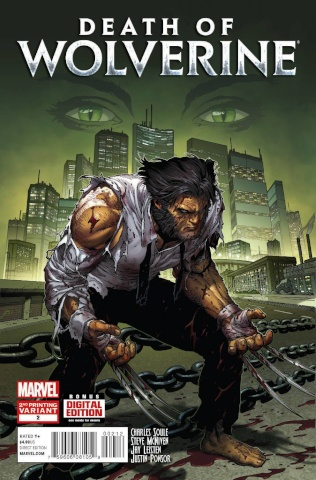 Death of Wolverine #2 (2nd Printing)