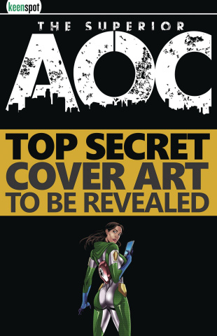 The Superior AOC #1 (Lenticular Cover)