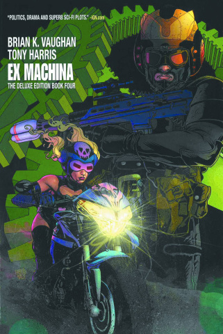 Ex Machina Book 4