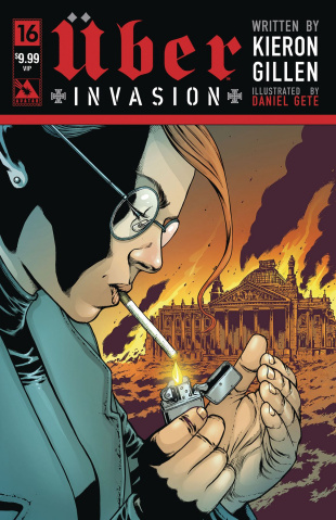 Über: Invasion #16 (VIP Premium Cover)