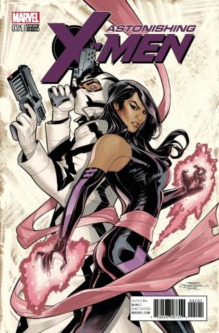 Astonishing X-Men #1 (Dodson Character Cover)