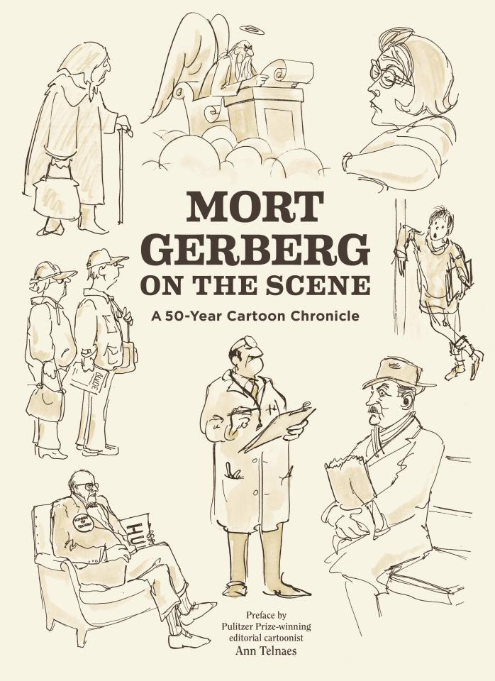 Mort Gerberg on the Scene