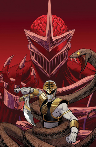 Mighty Morphin' Power Rangers #24 (30 Copy Mora Cover)