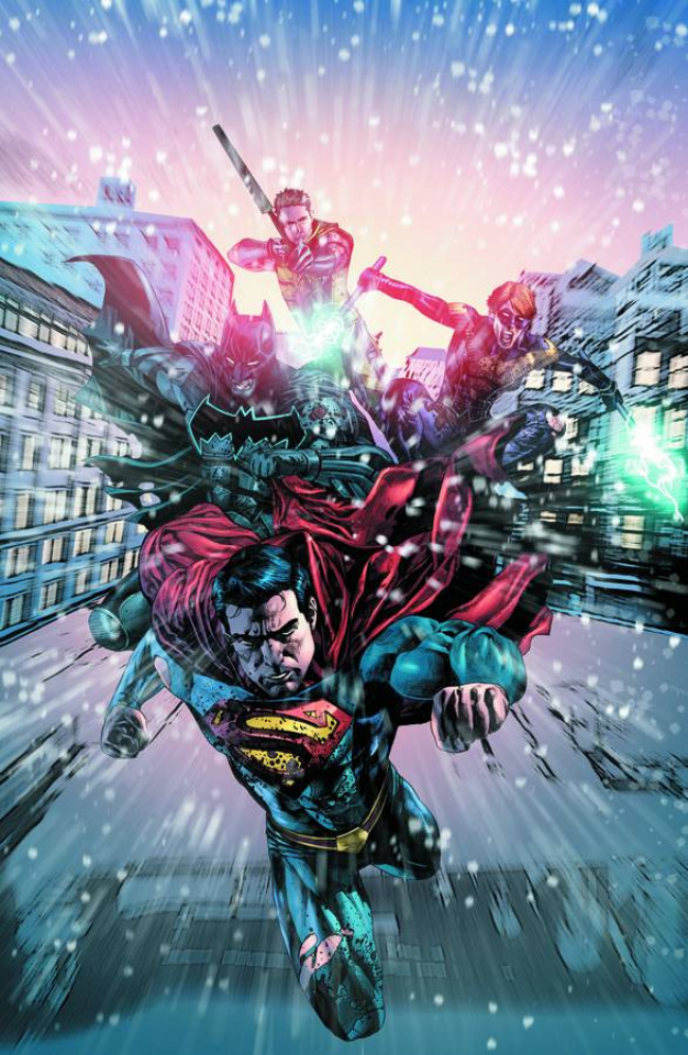 Smallville, Season 11 #8
