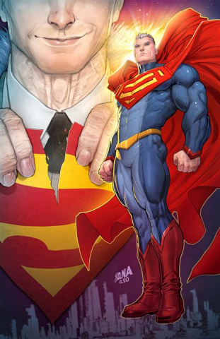 Future State: Superman vs. Imperious Lex #3 (David Nakayama Card Stock Cover)