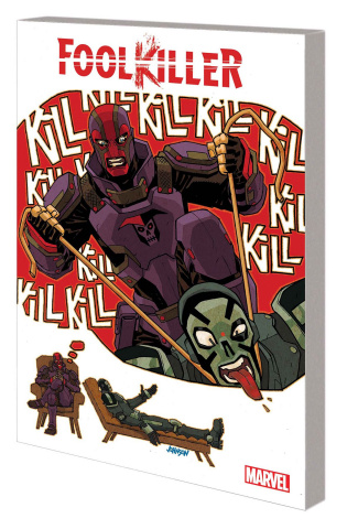 Foolkiller Vol. 1: Psycho Therapy
