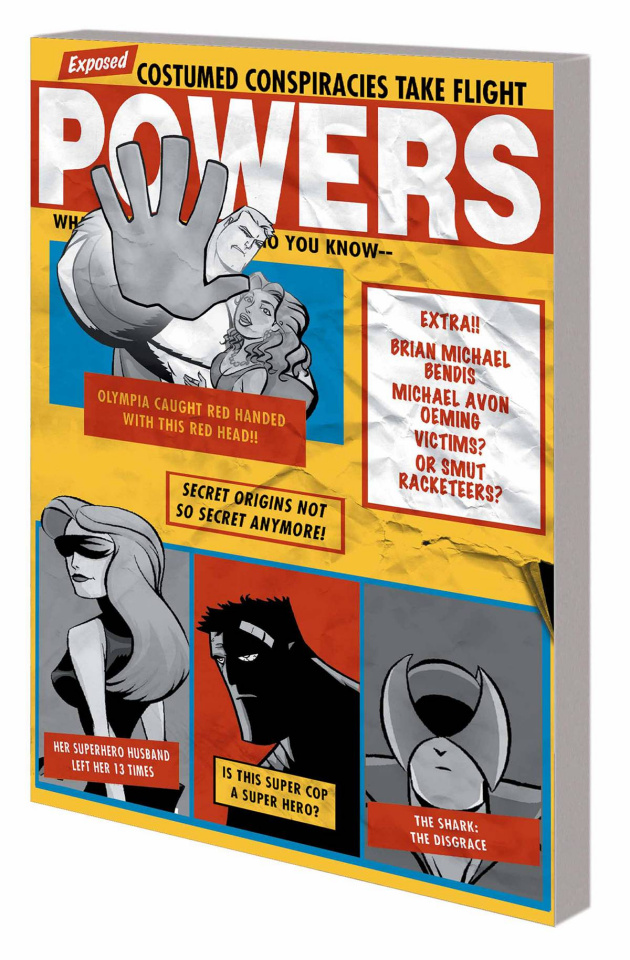 Powers Vol. 3: Little Deaths