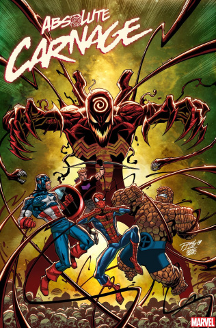 Absolute Carnage #3 (Ron Lim Cover)