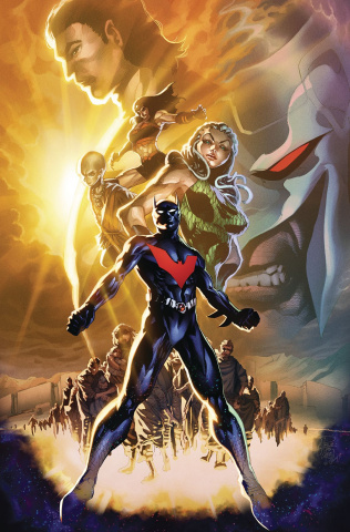 Batman Beyond Vol. 2: The City of Yesterday