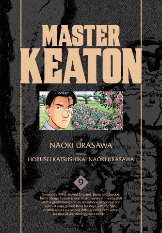 Master Keaton Vol. 9