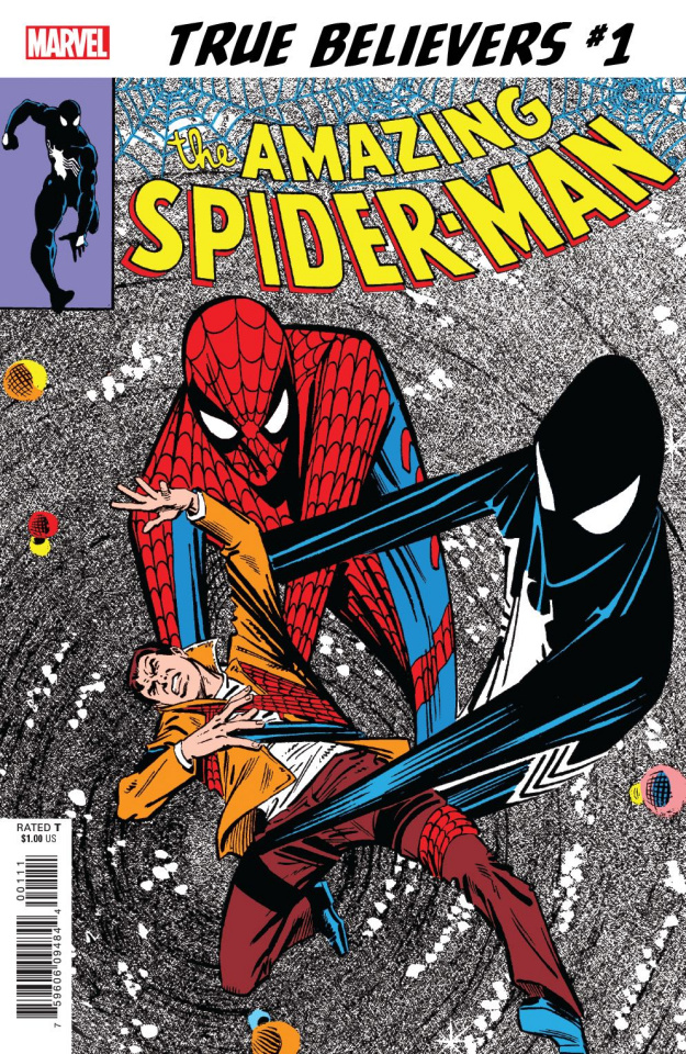 The Sinister Secret of Spider-Man's New Costume #1 (True Believers)
