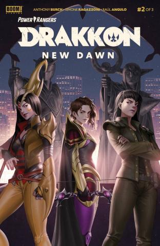 Power Rangers: Drakkon - New Dawn #2
