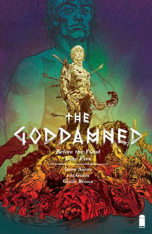 The Goddamned #5 (Brunner Cover)
