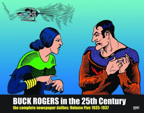 Buck Rogers in the 25th Century: The Complete Dailies Vol. 5: 1935-1936