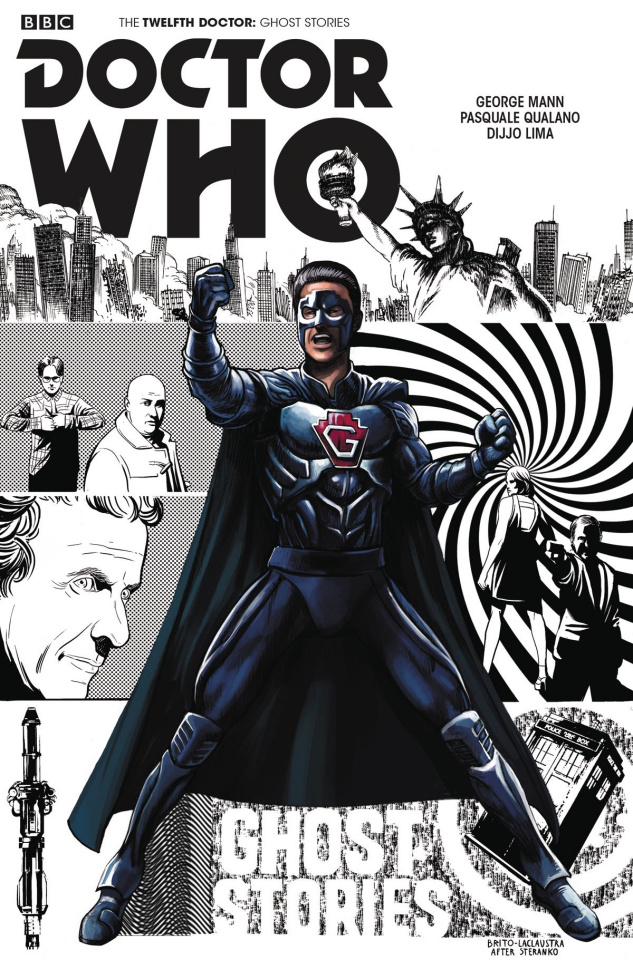 Doctor Who: The Twelfth Doctor - Ghost Stories #2 (Laclaustra Cover)