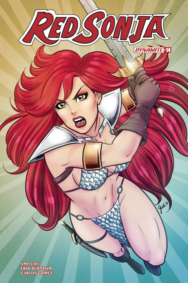 Red Sonja #14 (Lagace Cover)
