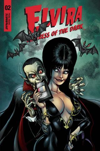 Elvira: Mistress of the Dark #2 (Castro Cover)