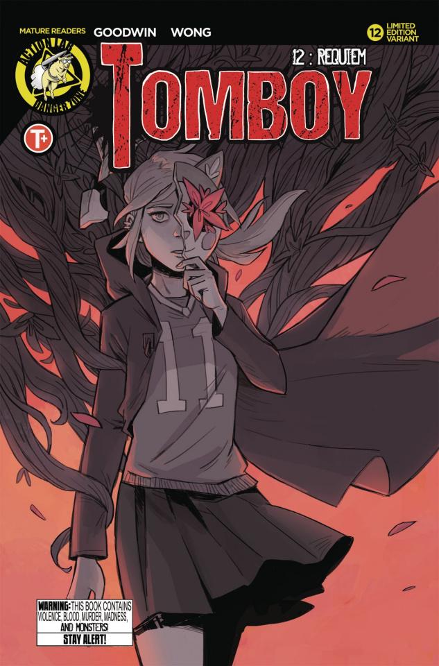 Tomboy #12 (Wong Cover)
