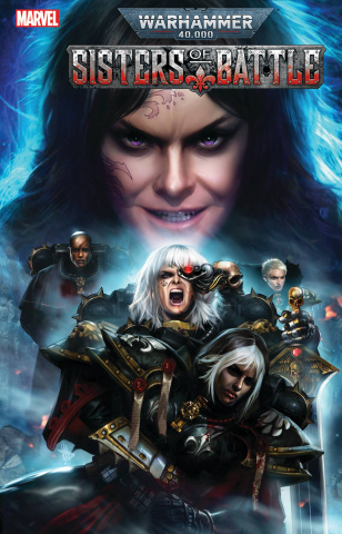 Warhammer 40,000: Sisters of Battle #3