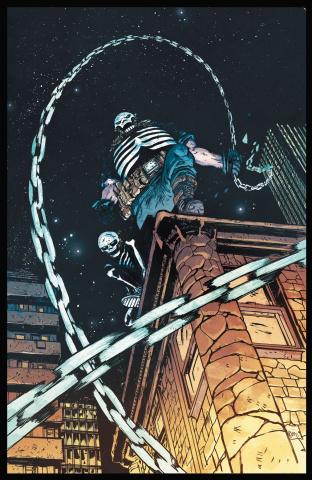Skulldigger + Skeleton Boy #4 (Johnson Spicer Cover)