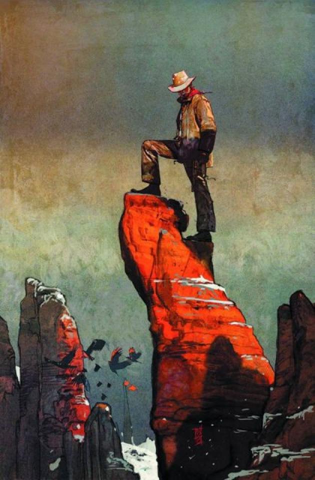 The Gunslinger: The Man in Black #2
