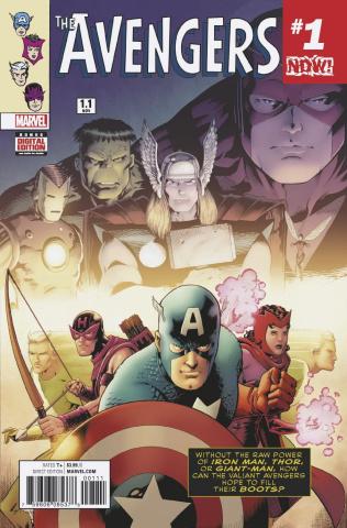 Avengers #1.1