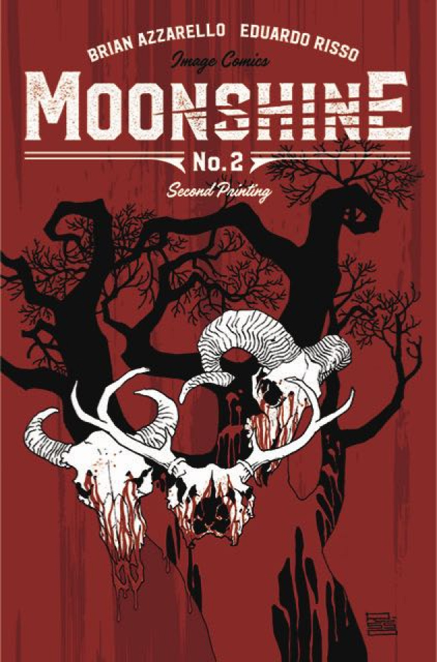Moonshine #2 (2nd Printing)