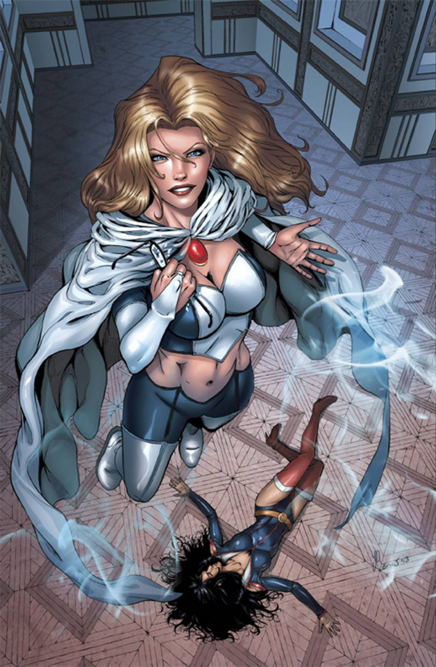 Grimm Fairy Tales: Ascension #3 (Eric J Cover)