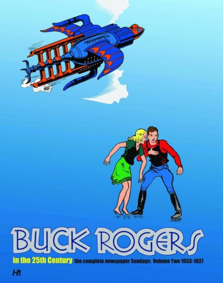 Buck Rogers in the 25th Century: Sundays Vol. 2: 1933-1937