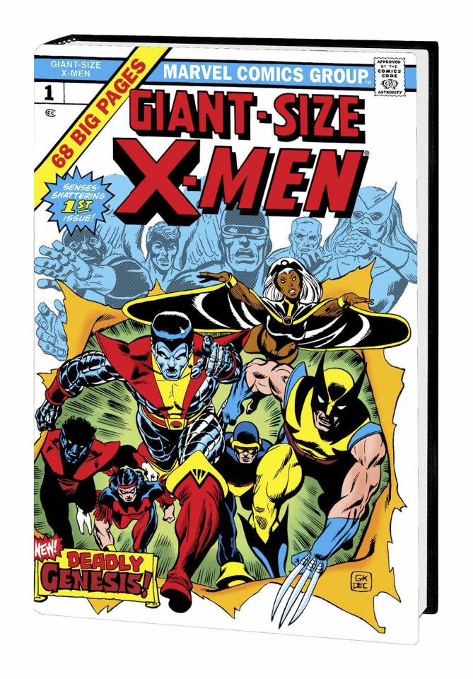 Uncanny X-Men Vol. 1 (Omnibus)