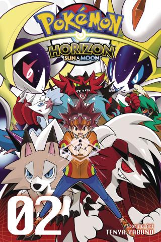 Pokémon Horizon: Sun & Moon Vol. 2