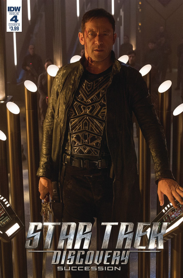 Star Trek: Discovery - Succession #4 (Photo Cover)
