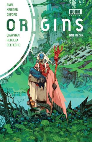 Origins #1 (Rebelka Cover)