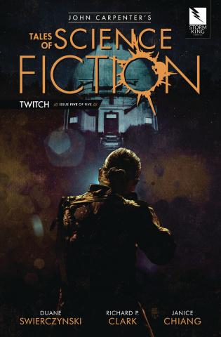 Tales of Science Fiction: Twitch #5