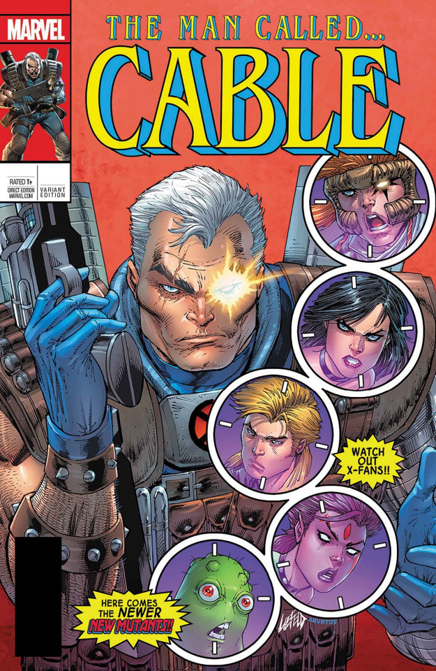Cable #150 (Liefeld Cover)
