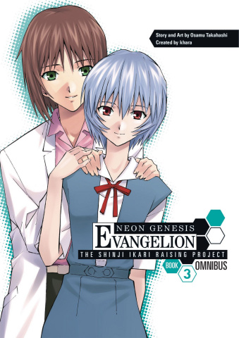 Neon Genesis Evangelion: The Shinji Ikari Raising Project Vol. 3 (Omnibus)