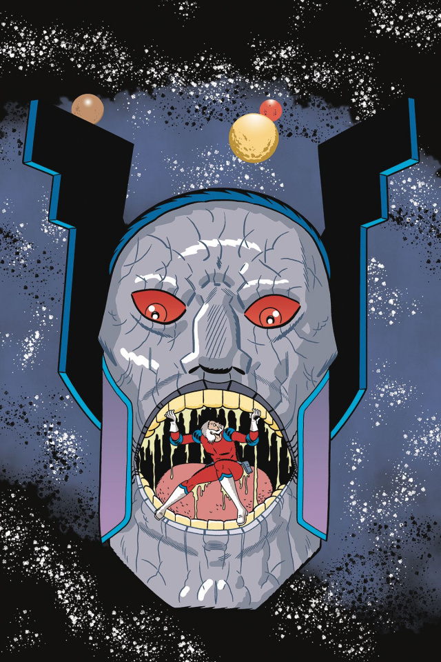 Black Hammer: Age of Doom #7 (Tommaso Cover)