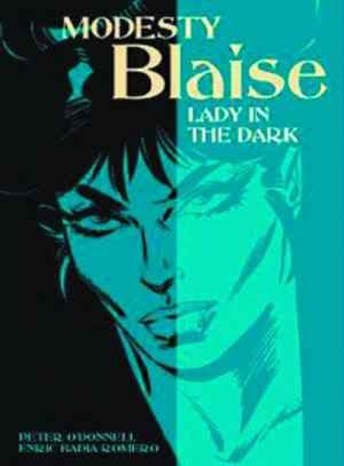 Modesty Blaise Vol. 22: Lady in the Dark