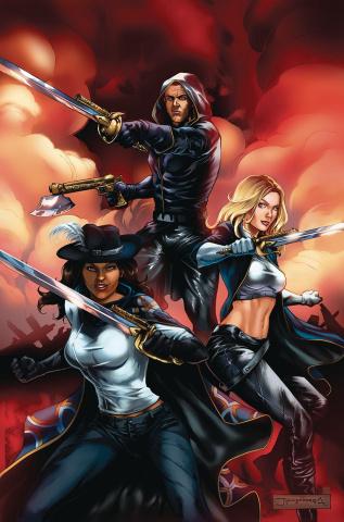 Grimm Fairy Tales #14 (Abrera Cover)