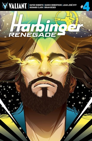 Harbinger: Renegade #4 (20 Copy Cheung Cover)