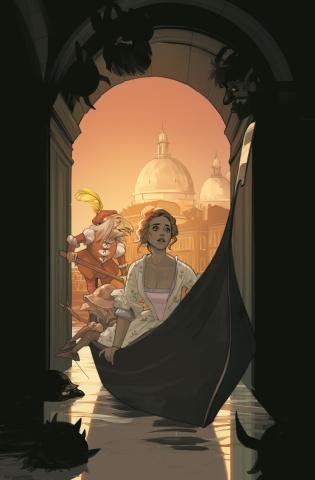 Labyrinth: Coronation #2 (2nd Printing)