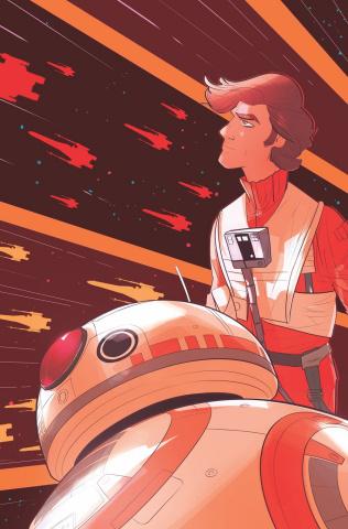 Star Wars Adventures #24 (10 Copy Simeone Cover)