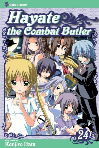 Hayate: The Combat Butler Vol. 24